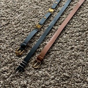 Belts Lot